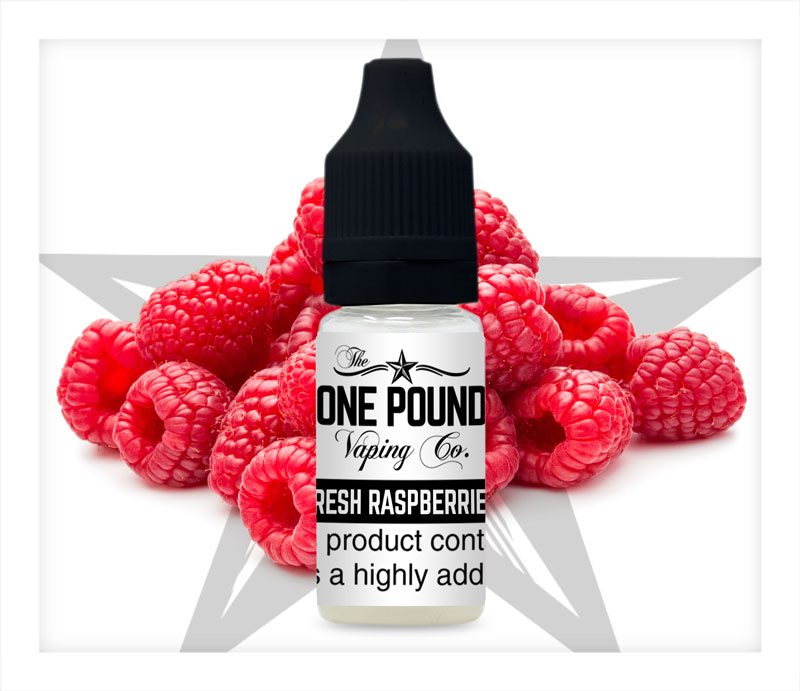Fresh-Raspberries_One-Pound-Vape-E-liquid_Product-Image