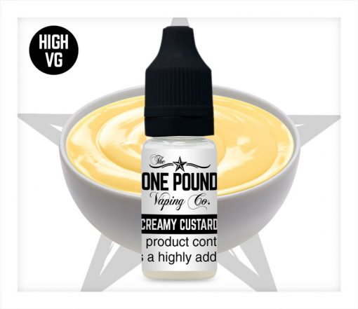 HVG_Creamy-Custard_One-Pound-Vape-E-liquid_Product-Image