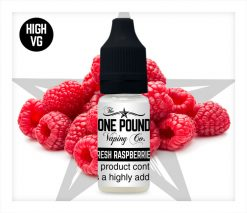 HVG_Fresh-Raspberries_One-Pound-Vape-E-liquid_Product-Image