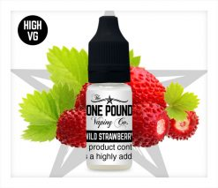 HVG_Wild-Strawberry_One-Pound-Vape-E-liquid_Product-Image