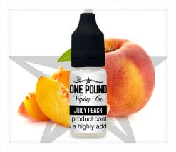 Juicy-Peach_One-Pound-Vape-E-liquid_Product-Image