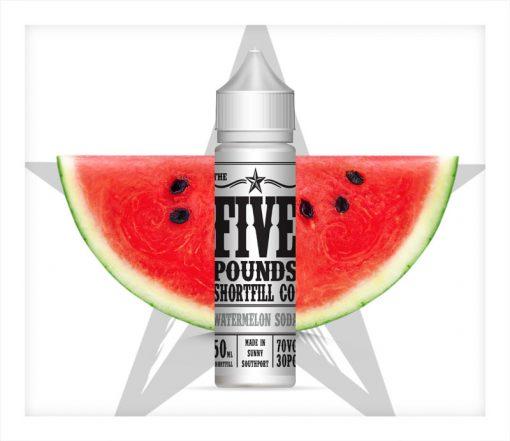 Watermelon Soda by by five pound shortfills